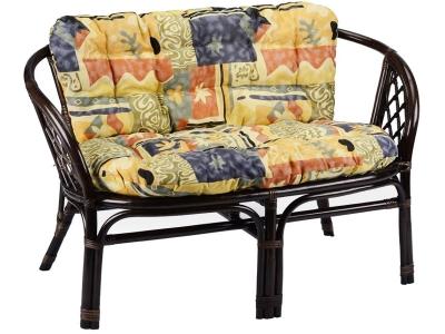 Диван Багама с цветной подушкой