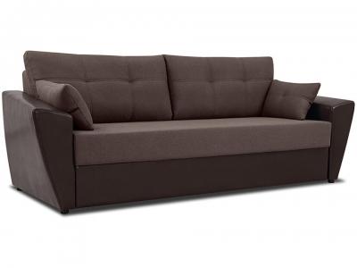 Диван Борнео Concept 10 коричневый, Neo 12 коричневый