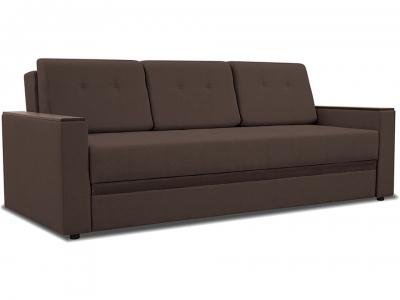 Диван Манхэттен Romeo 04 шоколадный, Neo 12 коричневый