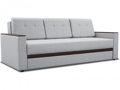 Диван Манхэттен Romeo 13 серый, Neo 12 коричневый
