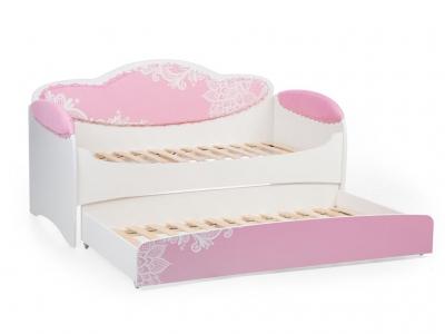 Диван-кровать Mia Барби с дополнительным спальным местом