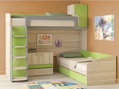 Двухъярусная кровать Киви ГН-139.005