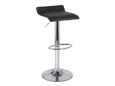Барный стул Волна WX-2016 экокожа чёрный