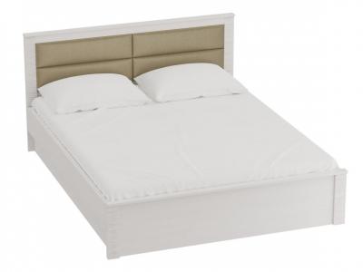 Кровать Элана без основания Бодега белая