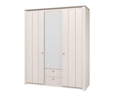 Шкаф для одежды Элен ИД 01-363 616х1700х2066