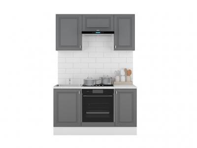 Кухонный гарнитур Ева 1500 Графит