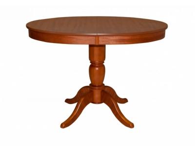 Стол овальный из дерева Фламинго 6 вишня
