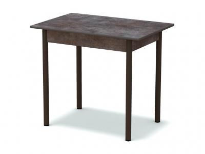 Стол обеденный Тёмный камень