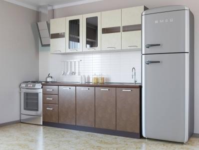 Кухня Гамма МДФ Глобусы