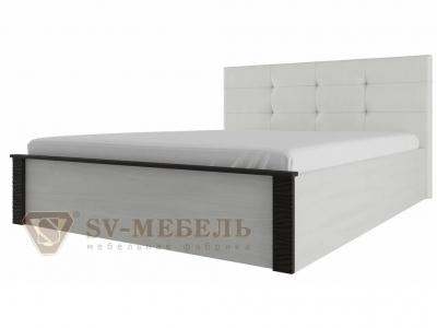 Кровать двойная универсальная мягкая 1600 Гамма 20 Венге без основания