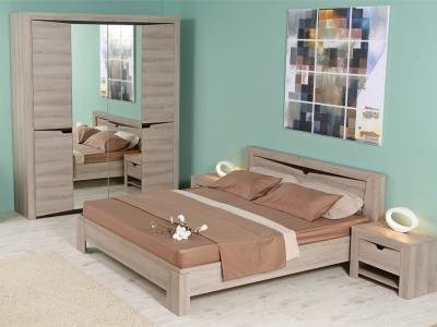 Спальня Гарда Ясень Таормино