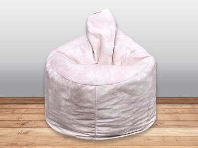 Кресло-мешок Капля кат. 2 genezis ivory