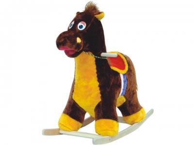Качалка мягкая Лошадь 281-2008