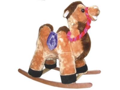 Качалка мягкая Верблюд 294-2010