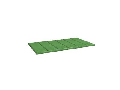 Подушка 1 Калейдоскоп 784х375х26 зеленая