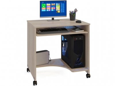 Компьютерный стол Сокол КСТ-15 Дуб Сонома