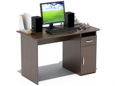 Компьютерный стол Сокол СПМ-03.1 Венге