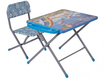 Комплект детской мебели Фея Досуг 101 Алфавит и цифры