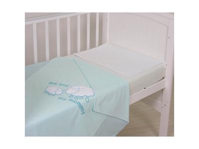 Комплект постельного белья 140х70 Fairy Белые кудряшки