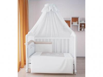 Комплект в кроватку Fairy 7 предметов хлопок