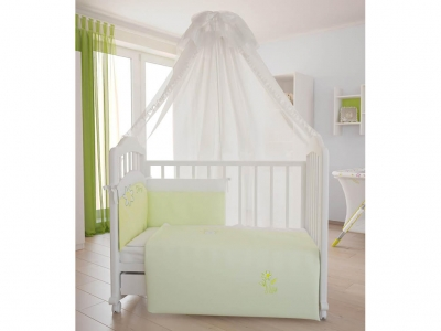 Комплект в кроватку Fairy На лугу 7 пр