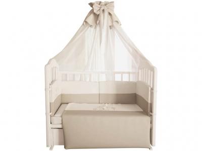 Комплект в кроватку Fairy Волшебная полянка 7 предметов