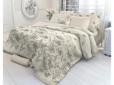 Комплект постельного белья Verossa Перкаль Constante Семейный Gravure