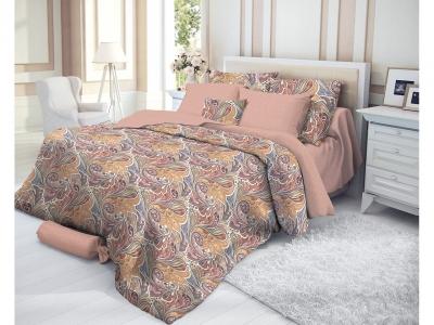 Комплект постельного белья Verossa Сатин Евро Nikea