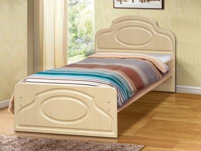 Кровать одинарная Венеция 2 матовая