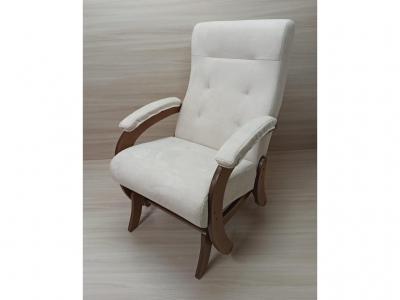 Кресло-качалка Аверс бежевый