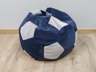 Кресло-мешок Мяч S кат. 5 genezis denim-genezis steel