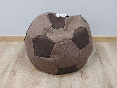 Кресло-мешок Мяч S кат. 1 savana hazel-savana chocolate