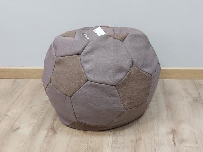 Кресло-мешок Мяч S кат. 1 savana latte-savana hazel