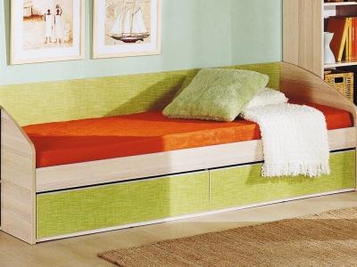 Кровать с 2 ящиками Киви ПМ-139.02