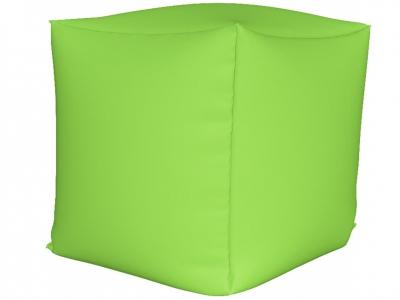 Пуфик Куб мини нейлон салатовый