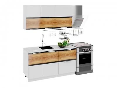 Кухонный гарнитур Фэнтези Вуд 1,5м