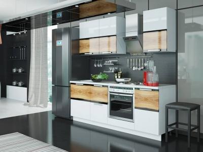 Кухонный гарнитур Фэнтези Вуд 2,1м