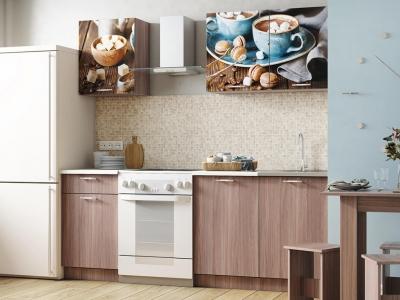 Кухонный гарнитур Легенда 15 Какао
