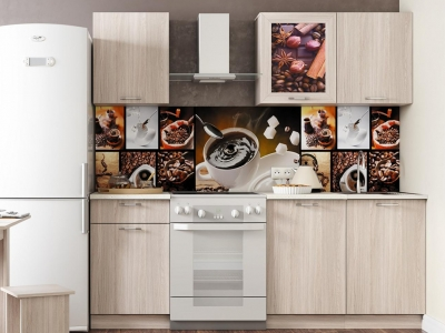Кухонный гарнитур Легенда 16 1500 ЛДСП