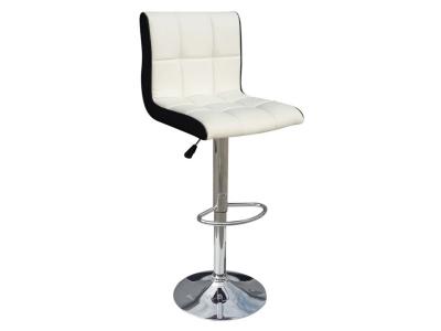 Барный стул Лого LM-5006 бело-черный