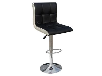 Барный стул Лого LM-5006 черно-белый