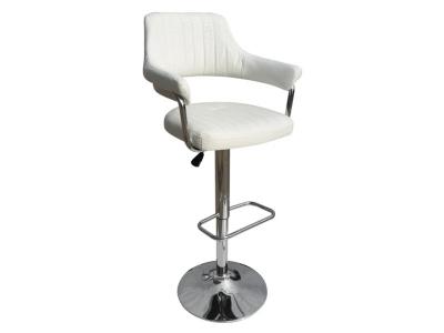 Барный стул Лого LM-5019 белый крокодил