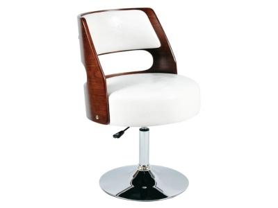 Барный стул Лого LMZ-5368 белый
