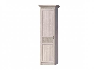 Шкаф 1-дверный Лючия 182 дуб оксфорд серый 603х2262х540