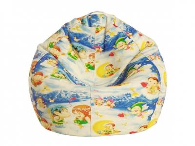 Кресло-мешок Малыш поплин Ангелочки