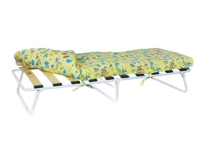 Кровать раскладная Марфа-М1 малая на ламелях с мягким матрасом