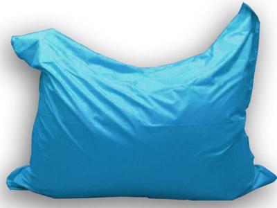 Кресло-мешок Мат макси нейлон голубой