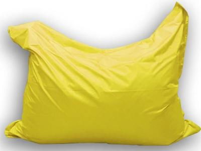 Кресло-мешок Мат макси нейлон желтые