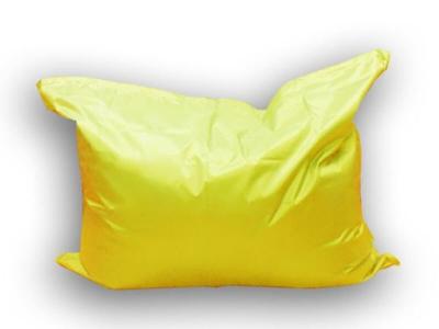 Кресло-мешок Мат мини нейлон желтый