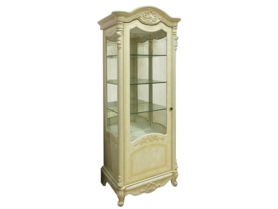 Шкаф-витрина Мирабелла ЛД.649090.000 750х2200х550